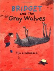 Cover art for BRIDGET AND THE GRAY WOLVES