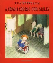 Cover art for A CRASH COURSE FOR MOLLY