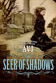 Cover art for THE SEER OF SHADOWS