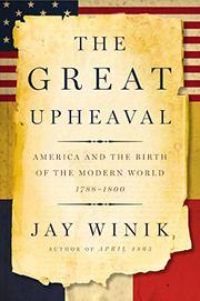 Cover art for THE GREAT UPHEAVAL