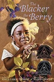Cover art for THE BLACKER THE BERRY
