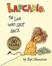 Cover art for LAFCADIO, THE LION WHO SHOT BACK