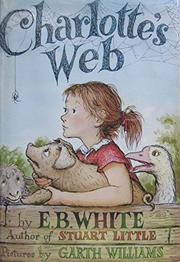 Cover art for CHARLOTTE'S WEB