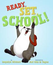Cover art for READY, SET, SCHOOL!