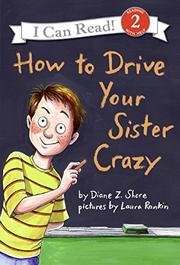 Book Cover for HOW TO DRIVE YOUR SISTER CRAZY