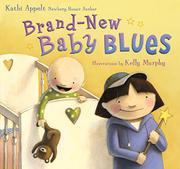 Cover art for BRAND-NEW BABY BLUES