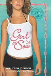 Book Cover for GIRL AT SEA