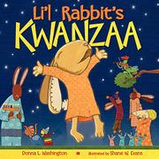 Cover art for LI'L RABBIT'S KWANZAA