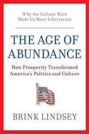 Cover art for THE AGE OF ABUNDANCE