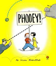 Cover art for PHOOEY!