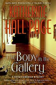 Book Cover for THE BODY IN THE GALLERY