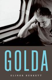Book Cover for GOLDA