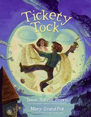 Cover art for TICKETY TOCK