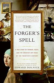 Cover art for THE FORGER'S SPELL
