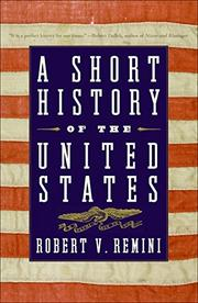 Book Cover for A SHORT HISTORY OF THE UNITED STATES