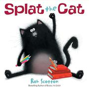 Book Cover for SPLAT THE CAT
