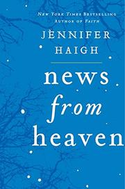 Book Cover for NEWS FROM HEAVEN