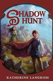 Cover art for THE SHADOW HUNT