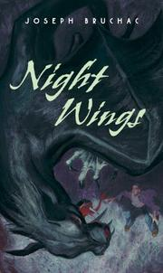 Cover art for NIGHT WINGS