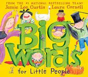 Book Cover for BIG WORDS FOR LITTLE PEOPLE