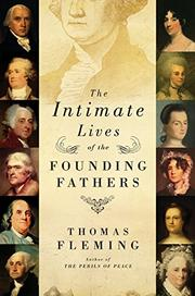 Book Cover for THE INTIMATE LIVES OF THE FOUNDING FATHERS