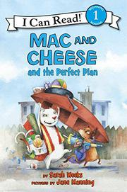 Book Cover for MAC AND CHEESE AND THE PERFECT PLAN