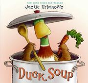 Book Cover for DUCK SOUP