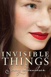Cover art for INVISIBLE THINGS
