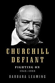Cover art for CHURCHILL DEFIANT