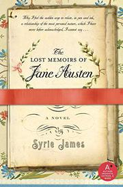Cover art for THE LOST MEMOIRS OF JANE AUSTEN