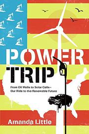 Book Cover for POWER TRIP