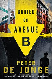 Cover art for BURIED ON AVENUE B