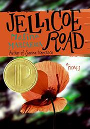 Cover art for JELLICOE ROAD