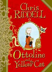 Cover art for OTTOLINE AND THE YELLOW CAT