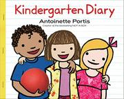 Cover art for KINDERGARTEN DIARY