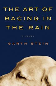 Cover art for THE ART OF RACING IN THE RAIN