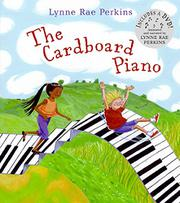 Book Cover for THE CARDBOARD PIANO