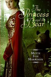 Cover art for THE PRINCESS AND THE BEAR