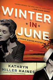 Cover art for WINTER IN JUNE