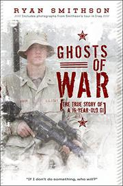 Cover art for GHOSTS OF WAR
