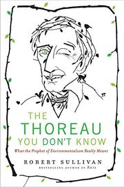 Cover art for THE THOREAU YOU DON'T KNOW