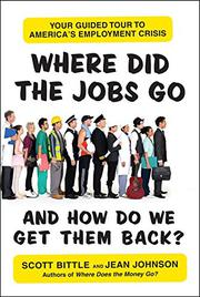 Cover art for WHERE DID THE JOBS GO--AND HOW DO WE GET THEM BACK?