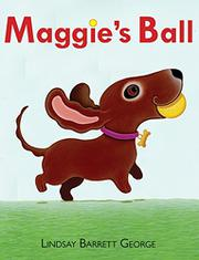 Book Cover for MAGGIE'S BALL