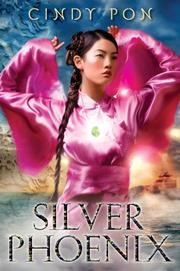 Cover art for SILVER PHOENIX