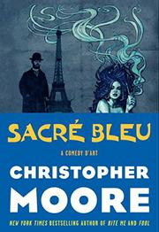 Book Cover for SACRE BLEU
