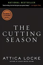 Cover art for THE CUTTING SEASON