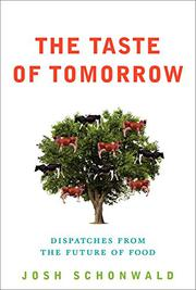 Book Cover for THE TASTE OF TOMORROW