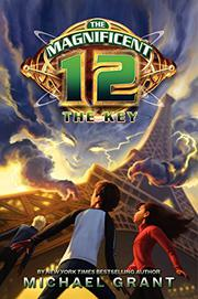 Cover art for THE KEY