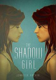 Book Cover for THE SHADOW GIRL