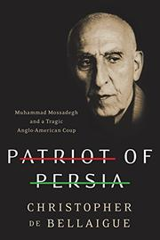 Cover art for PATRIOT OF PERSIA